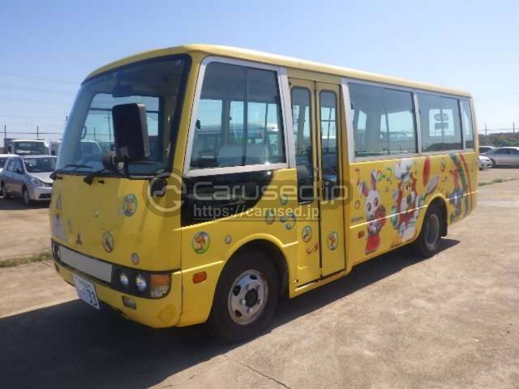 Mitsubishi Fuso Rosa Bus 2000 from Japan