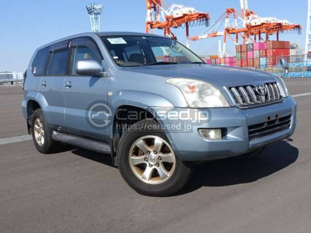 Toyota Land Cruiser Prado 2005 from Japan