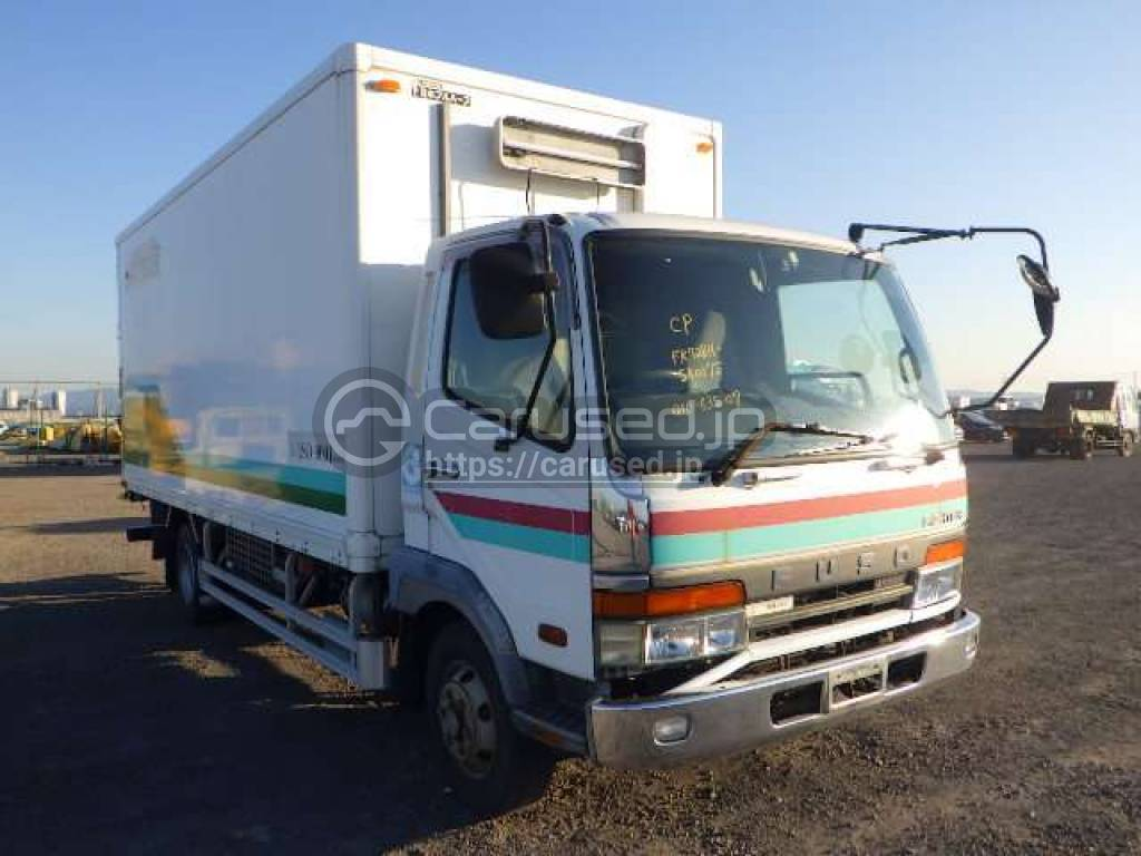 Mitsubishi Fuso Fighter 1998 from Japan