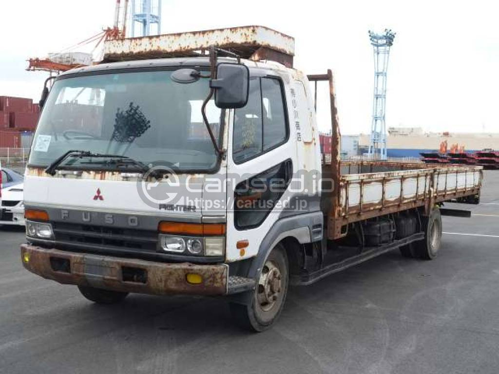 Mitsubishi Fuso Fighter 1992 from Japan