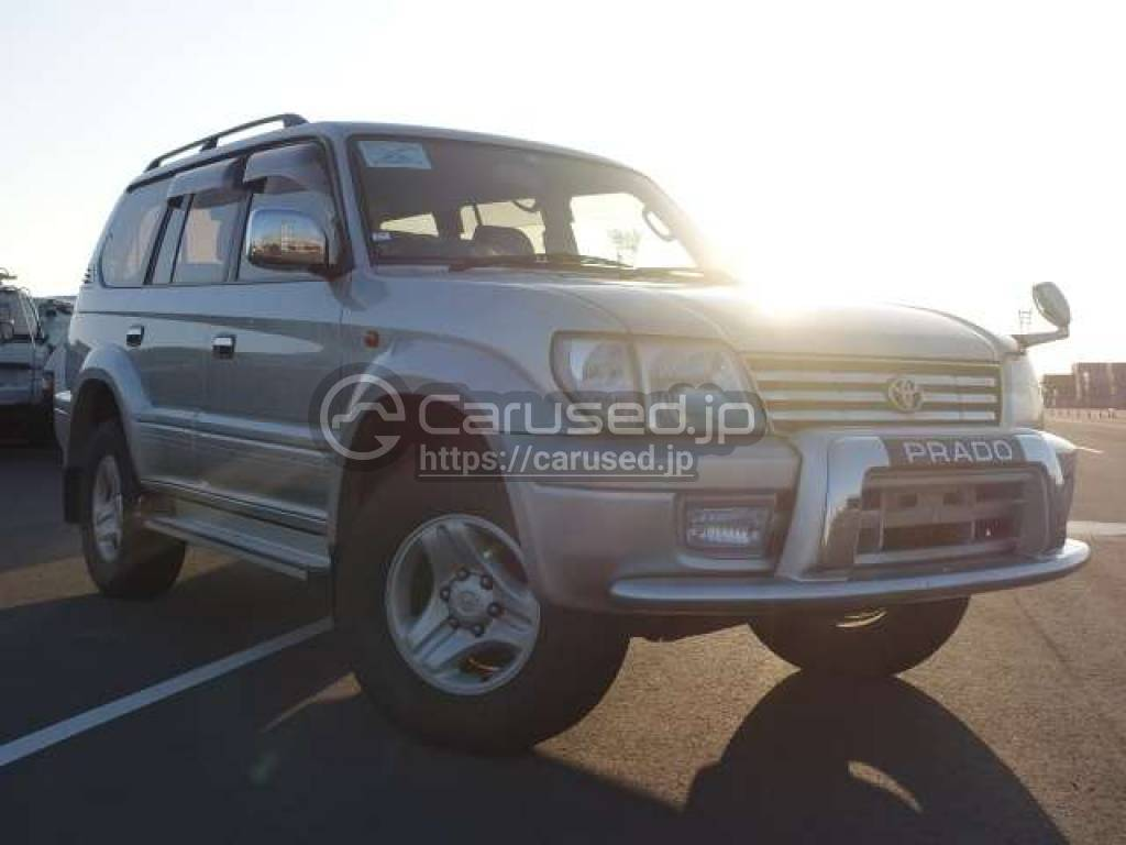 Toyota Land Cruiser Prado 2000 from Japan