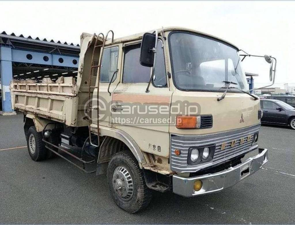 Mitsubishi Fuso Fighter 1980 from Japan