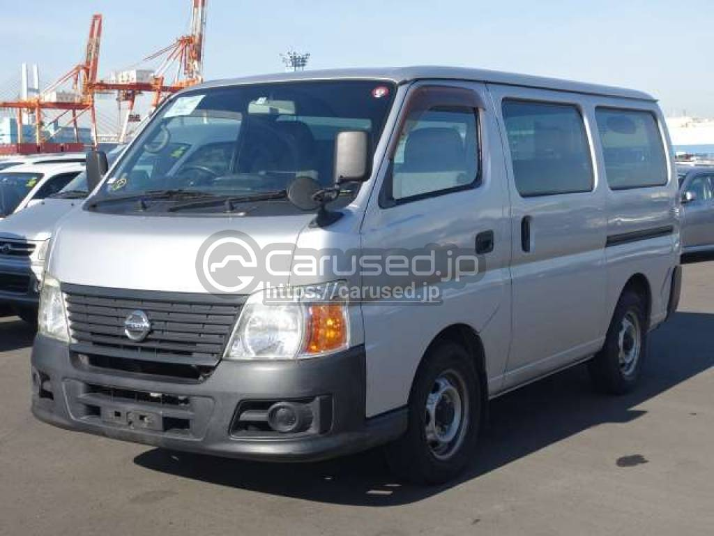 Nissan Caravan Van 2007 from Japan