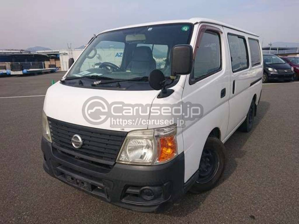 Nissan Caravan Van 2006 from Japan