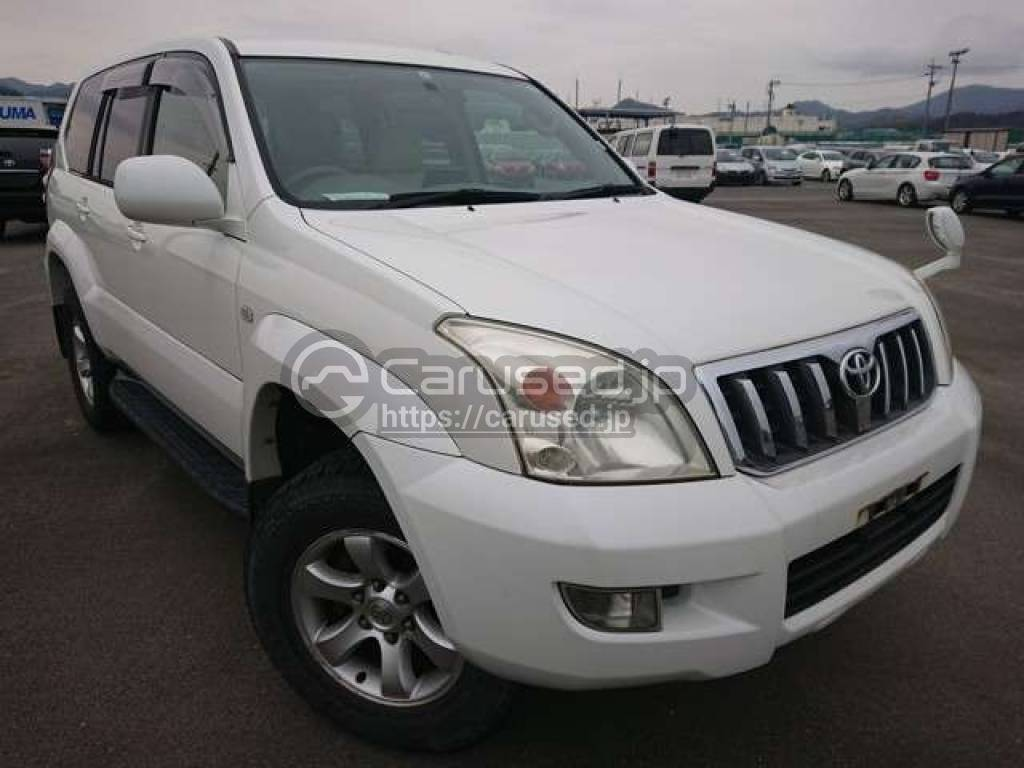 Toyota Land Cruiser Prado 2003 from Japan