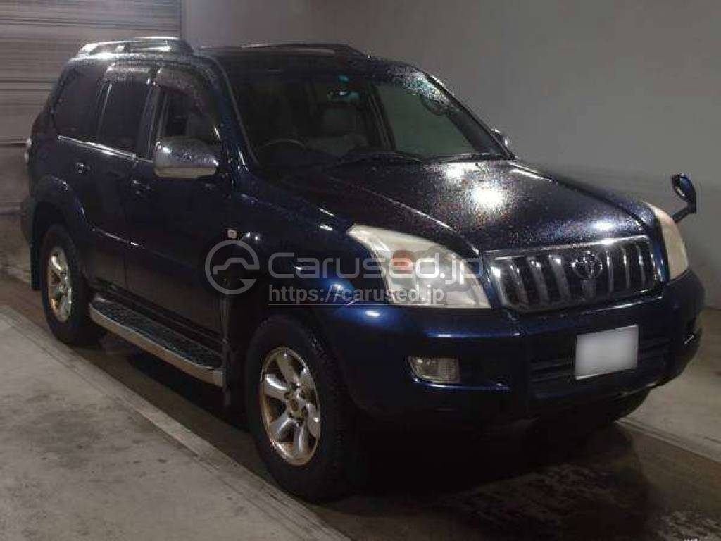 Toyota Land Cruiser Prado 2009 from Japan
