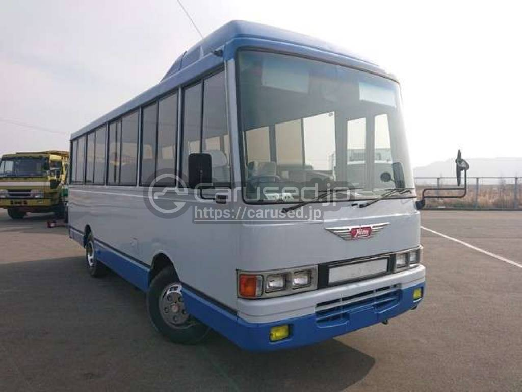 Hino RAINBOW 1993 from Japan