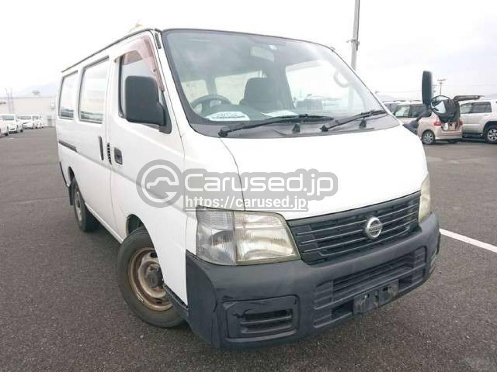 Nissan Caravan Van 2004 from Japan