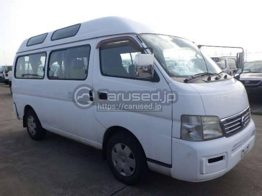 Nissan Caravan Van 2003 from Japan