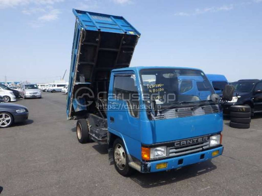 Mitsubishi Canter 1992 from Japan