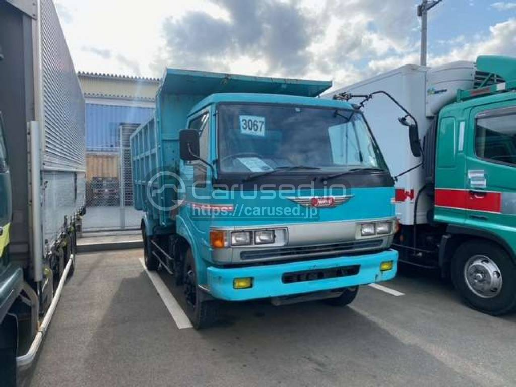Hino RANGER 1993 from Japan