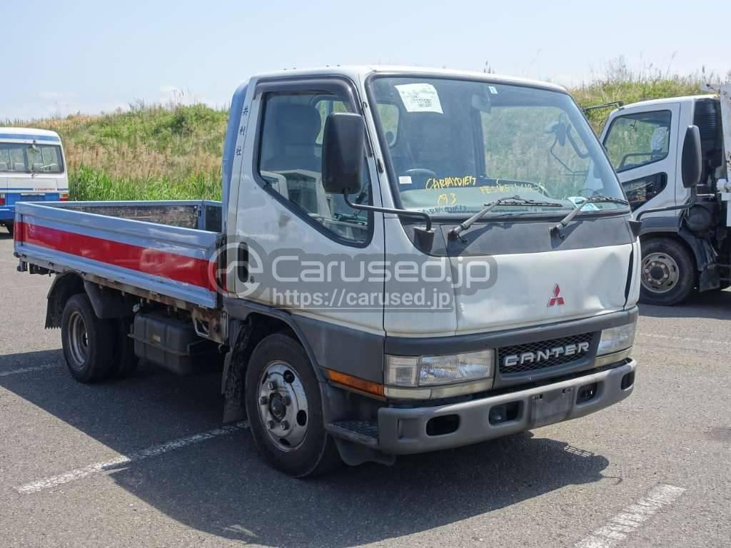 Mitsubishi Canter 2002 from Japan