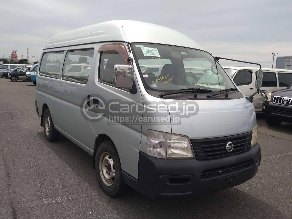 Nissan Caravan Van 2002 from Japan