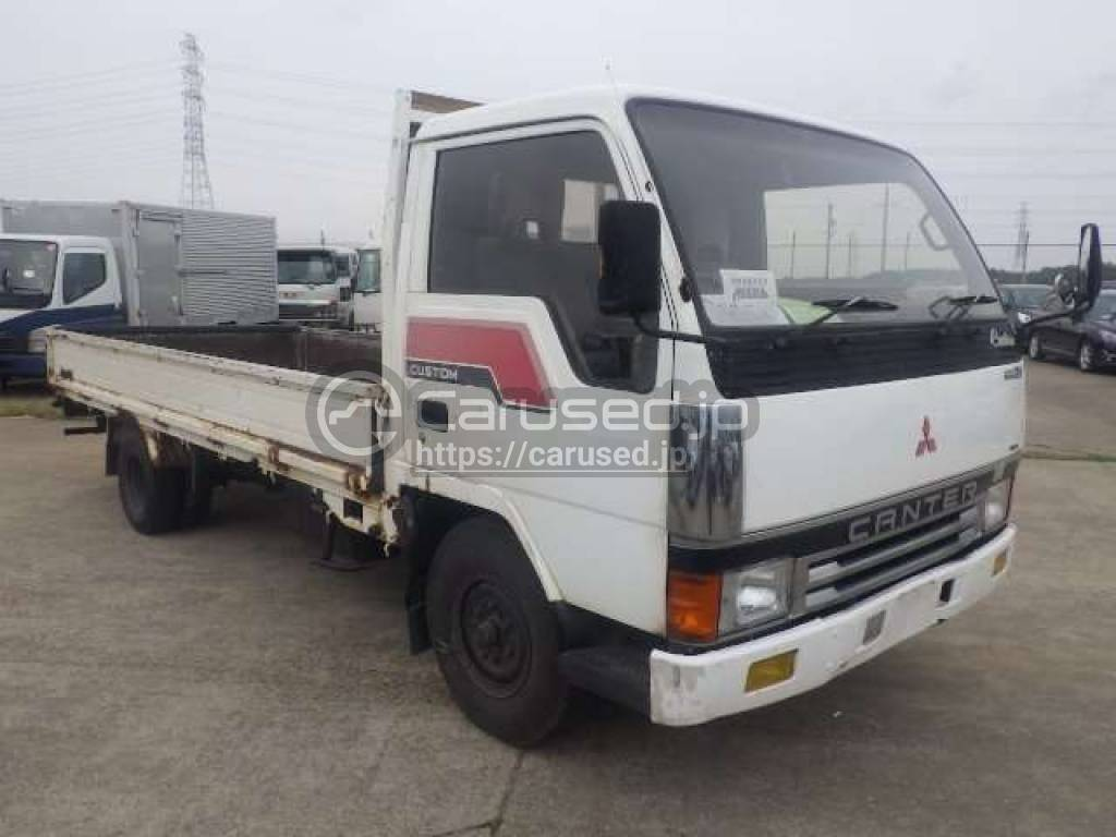 Mitsubishi Canter 1991 from Japan