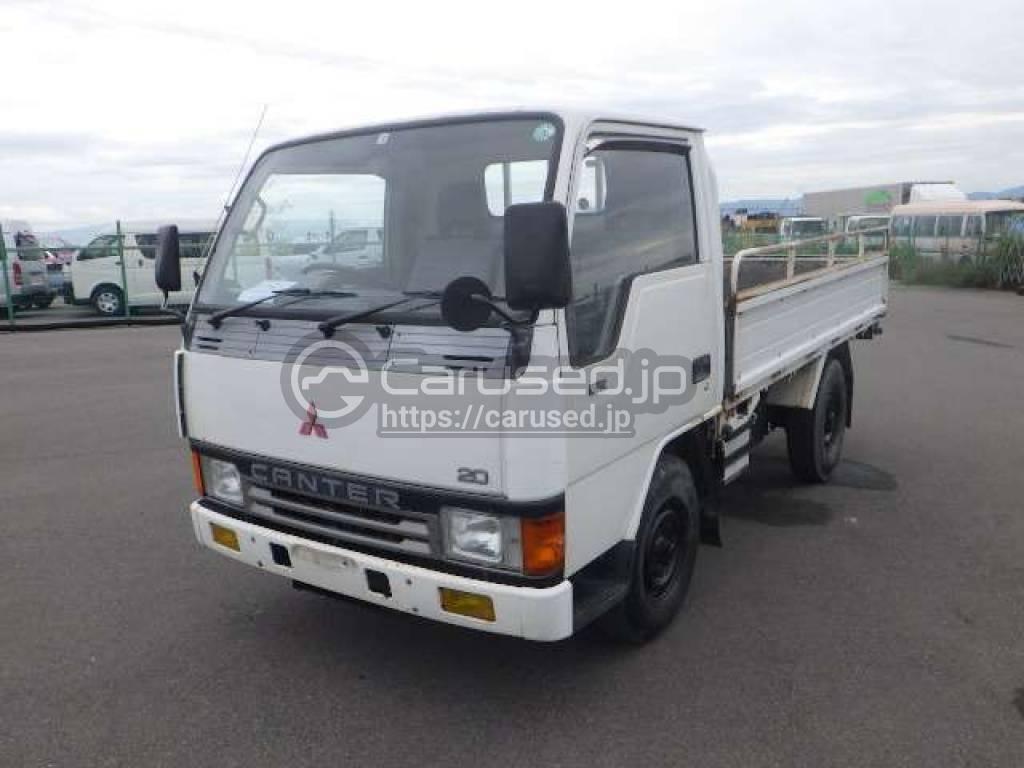 Mitsubishi Canter 1990 from Japan
