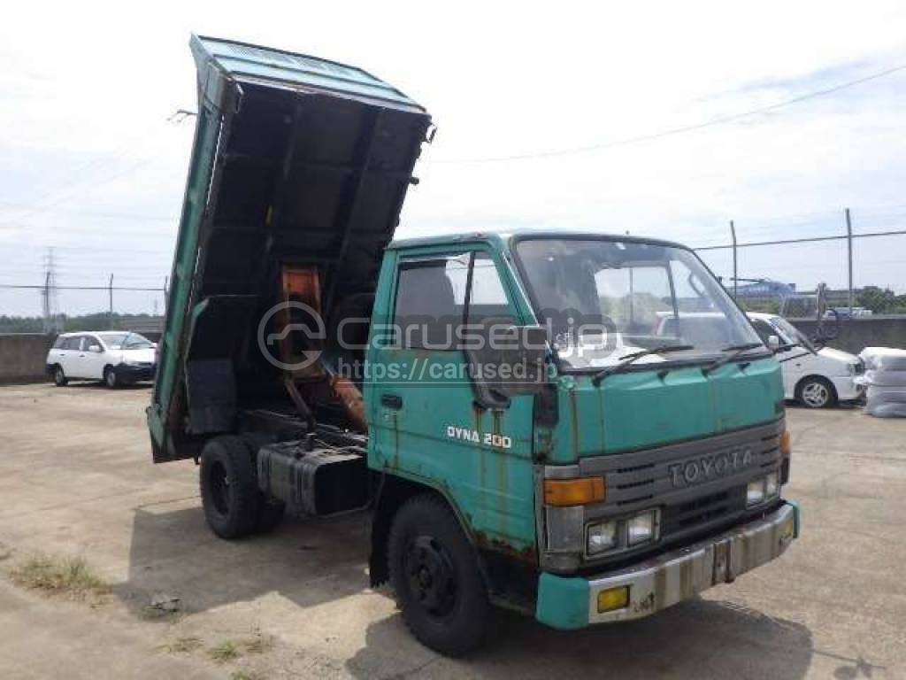 Toyota Dyna Truck 1988 from Japan