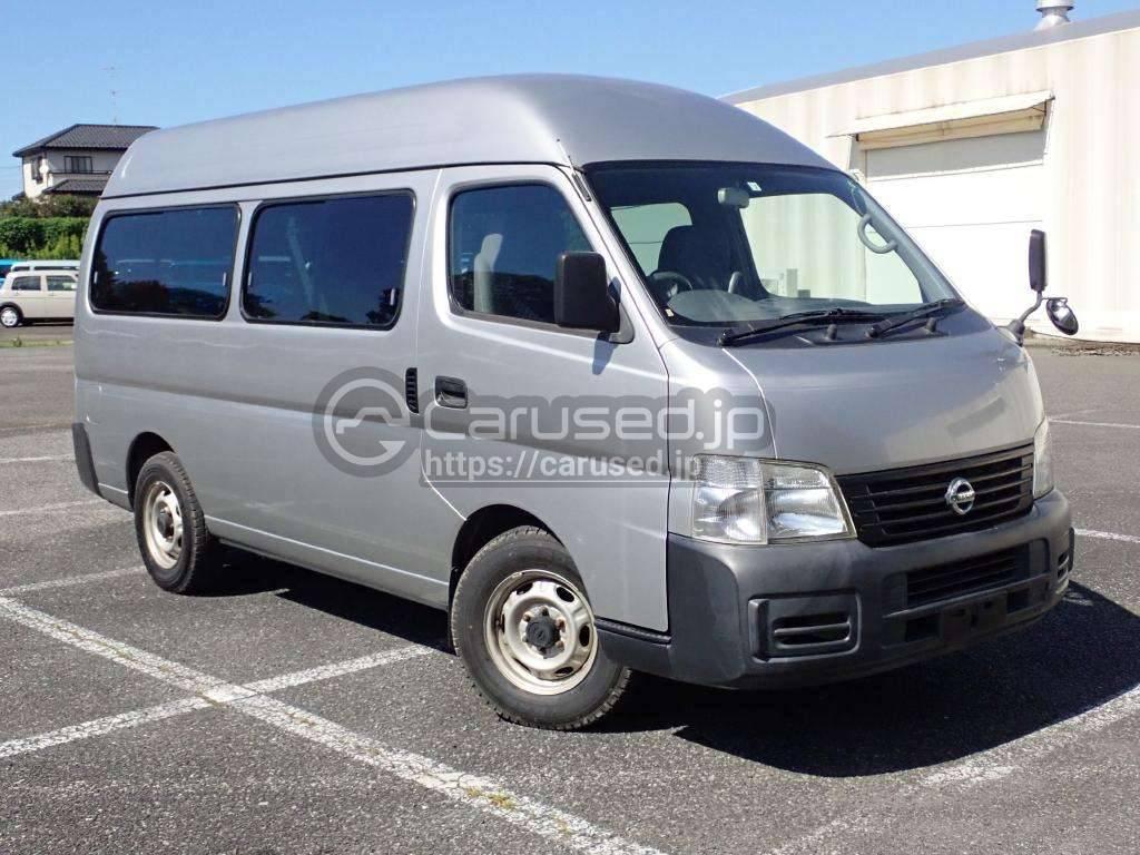 Nissan Caravan Van 2005 from Japan