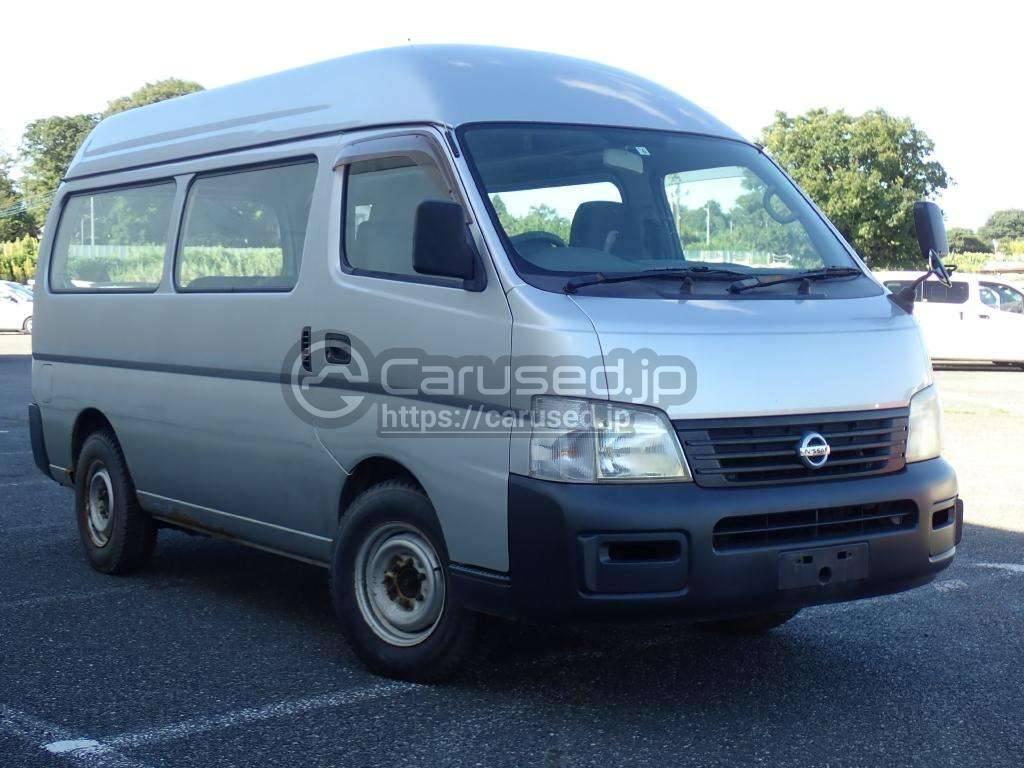 Nissan Caravan Van 2001 from Japan