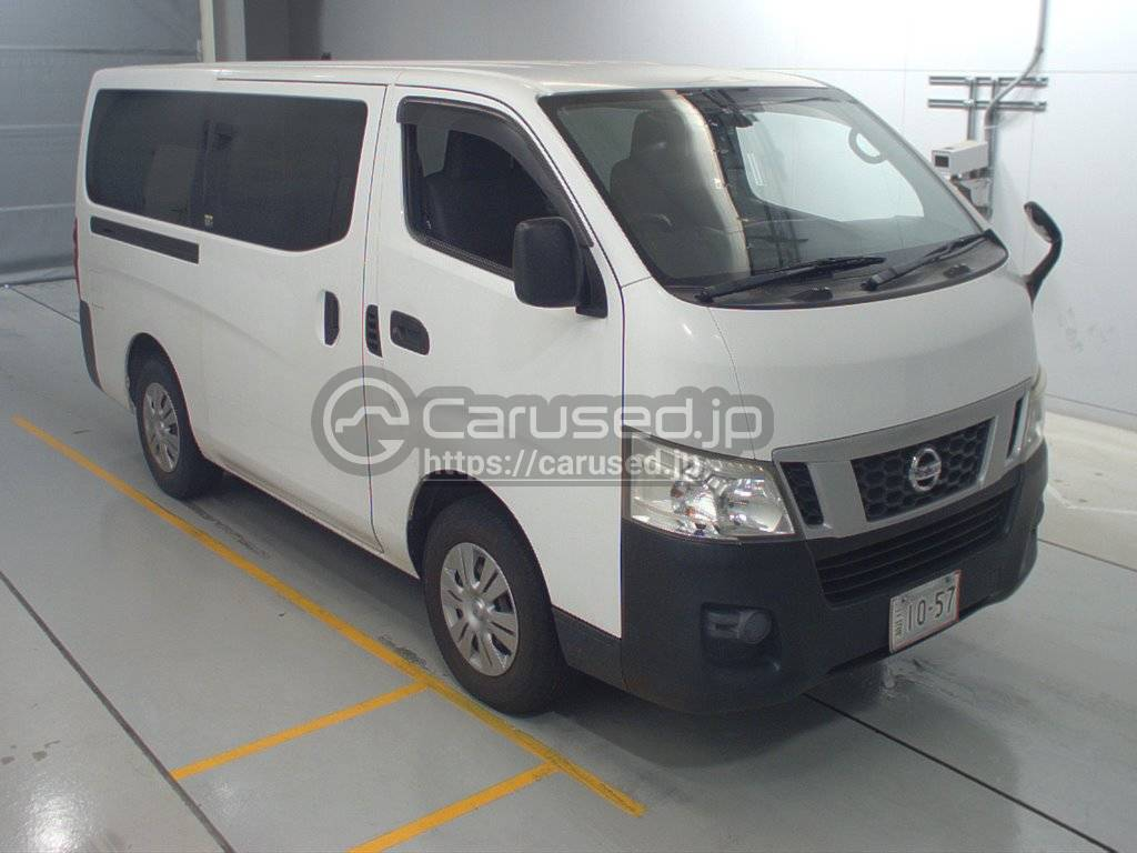 Nissan Caravan Van 2012 from Japan